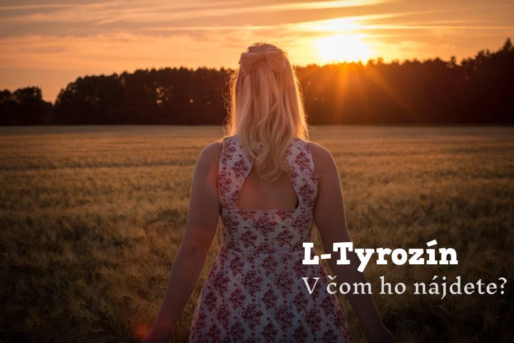 l-tyrozín