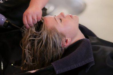 šampón na nekvalitné vlasy
