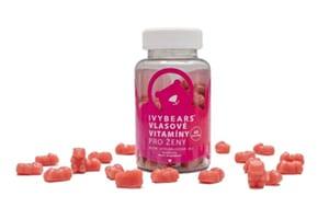 ivy bears vlasove vitaminy pro zeny